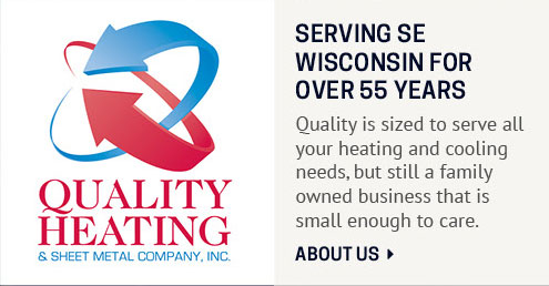 Quality Heating & Sheet Metal Company - About Us Summary Graphic